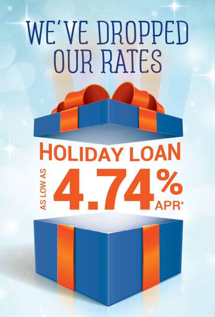 2020 Holiday Personal Loan